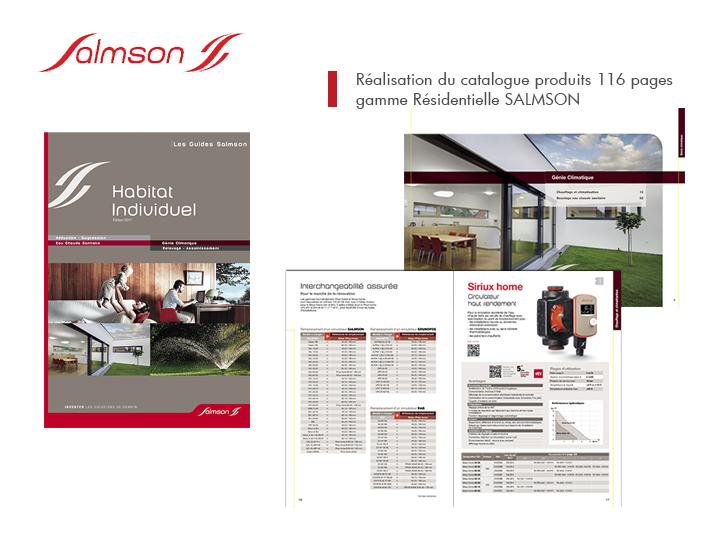Salmson catalogue produits Odalis