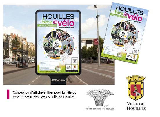 Ville Houilles communication Odalis